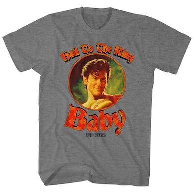 Army of Darkness T-Shirt | Hail To The King Baby Army of Darkness Shirt