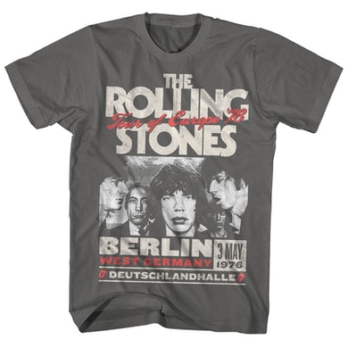 Tour Of Europe '76 Shirt