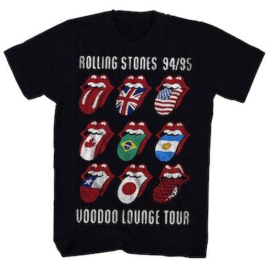 Voodoo Tongues Vintage Design Shirt