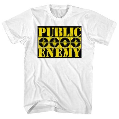 Yellow Logo Design Shirt