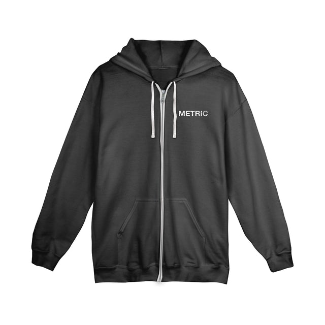 Metric Art of Doubt Hoodie Limited Edition
