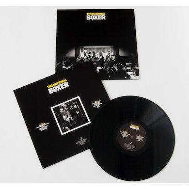 """The National Boxer 12"""" Vinyl (Black)"""