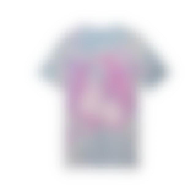 The National Skull Woman Tie Dye T-Shirt