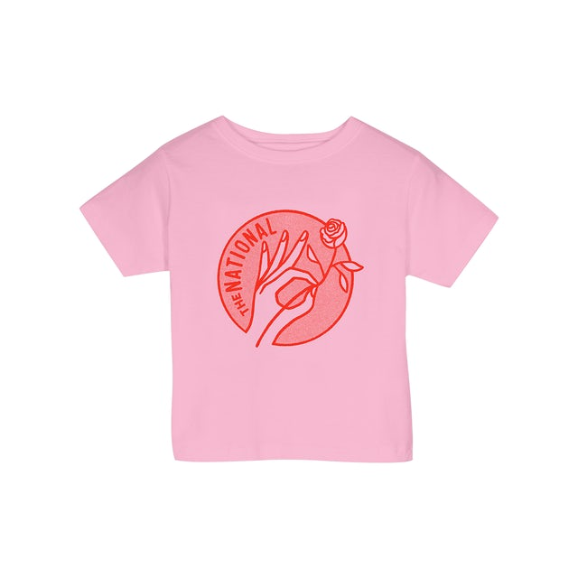 The National Rose Toddler T-Shirt