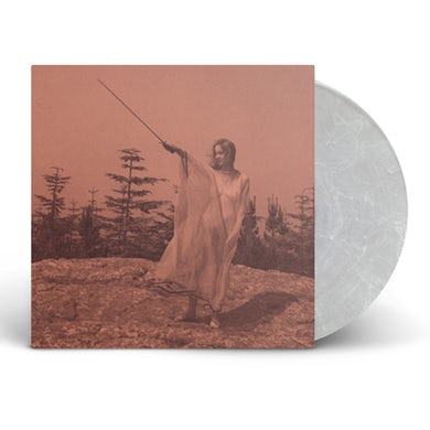 """Unknown Mortal Orchestra II 12"""" Vinyl (Clear with White Splatter)"""