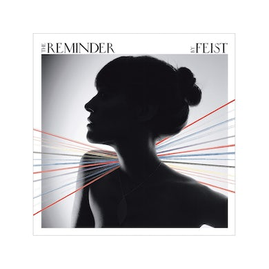 Feist The Reminder  CD (Interscope)