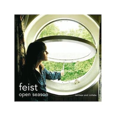 Feist Open Season CD (A&C)