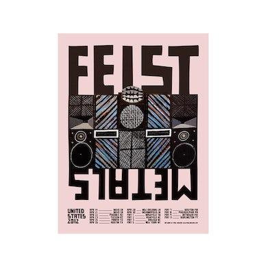 Feist US Spring Tour 2012