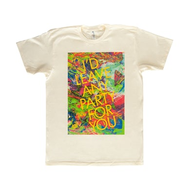 Feist I'd Leave Any Party For You T-Shirt