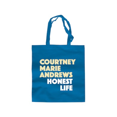 Courtney Marie Andrews  Honest Life Tote Bag