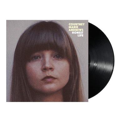 """Courtney Marie Andrews  Honest Life 12"""" Vinyl (Black)"""