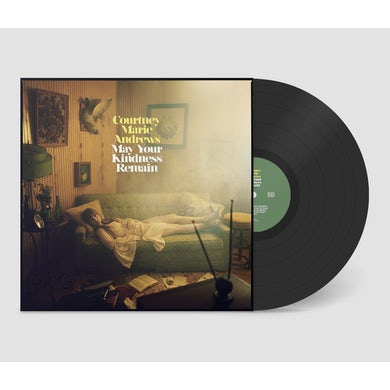 "May Your Kindness Remain 12"" Vinyl (Black)"
