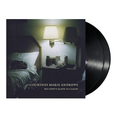 """Courtney Marie Andrews  No One's Slate is Clean 2x12"""" Vinyl"""