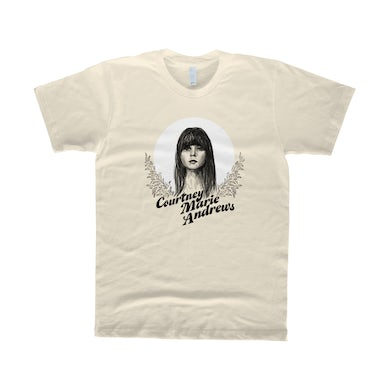 Courtney Marie Andrews  Face T-Shirt