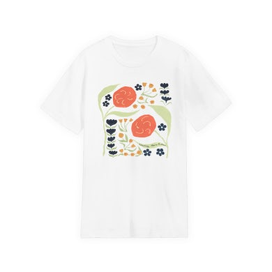 Courtney Marie Andrews  Old Flowers T-Shirt
