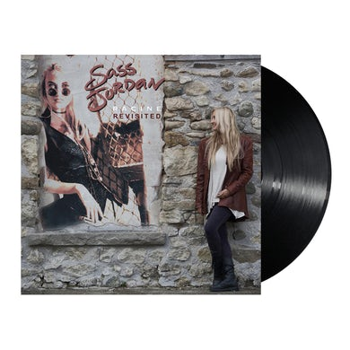 "Sass Jordan Racine Revisited 12"" Vinyl (Black)"