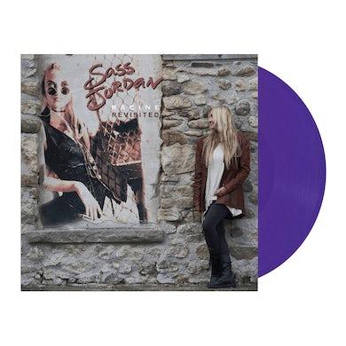 "Sass Jordan Racine Revisited 12"" Vinyl (Purple)"