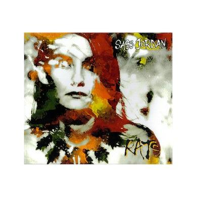 Sass Jordan Rats CD