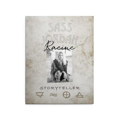 Sass Jordan Racine Storyteller