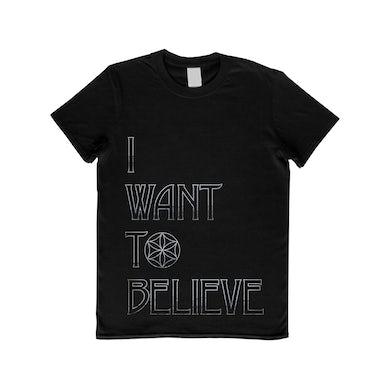 Sass Jordan I Want To Believe T-Shirt