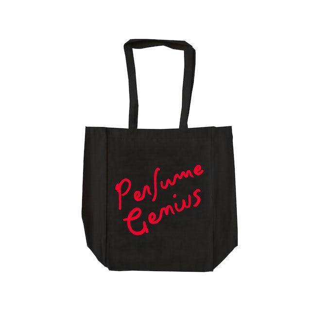 Perfume Genius Logo Tote Bag