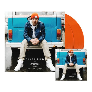 Classified Greatful Vinyl + CD Bundle