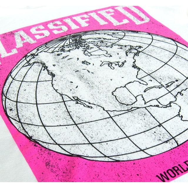 Classified Women's Globe T-Shirt