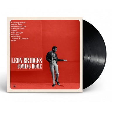 Leon Bridges Coming Home 12' Vinyl