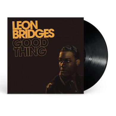 "Leon Bridges Good Thing 12"" Vinyl (Black)"