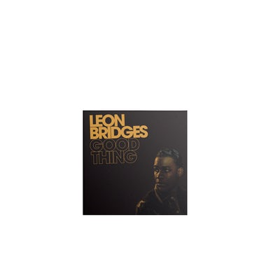 Leon Bridges Good Thing CD