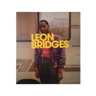 Leon Bridges Good Thing Poster