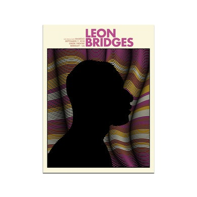 Leon Bridges Berkeley Greek TheatreSeptember 7, 2018