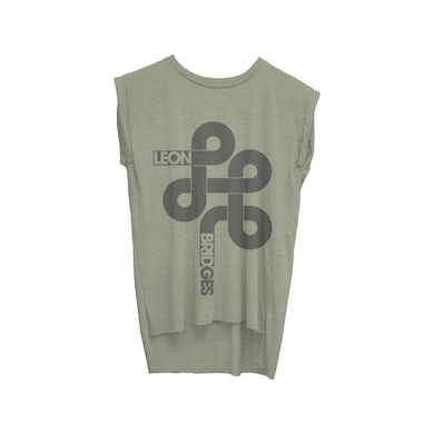 Leon Bridges Women's Interchange Tank Top