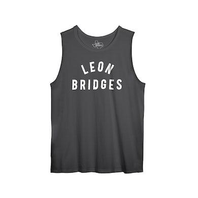 Leon Bridges Leon Logo Tank Top