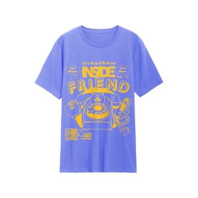 Leon Bridges Inside Friend T-Shirt