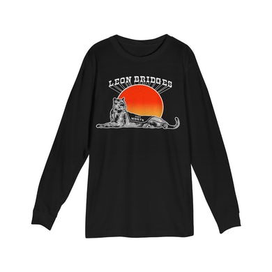 Leon Bridges Panther Longsleeve