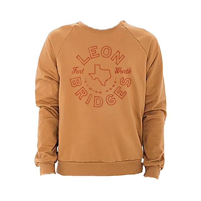 Leon Bridges Coming Home Logo Sweatshirt