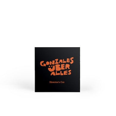 Chilly Gonzales Uber Alles (Director's Cut) CD
