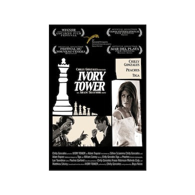 Chilly Gonzales Ivory Tower Movie DVD
