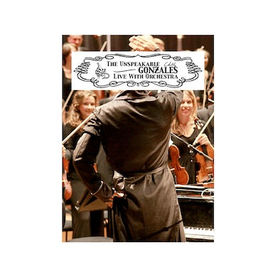 The Unspeakable Chilly Gonzales Live With Orchestra DVD