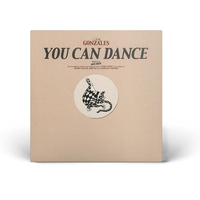 """Chilly Gonzales You Can Dance Maxi Single 12"""" Vinyl"""
