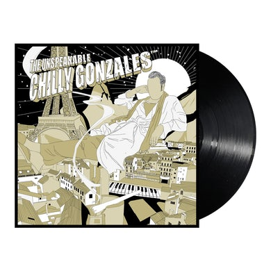 Chilly Gonzales Store: Official Merch & Vinyl