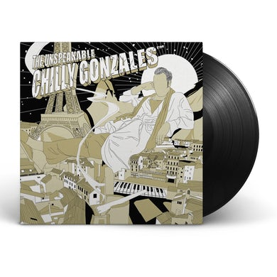 """The Unspeakable Chilly Gonzales 12"""" Vinyl"""