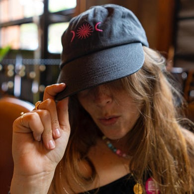 Maggie Rogers Cosmos Hat