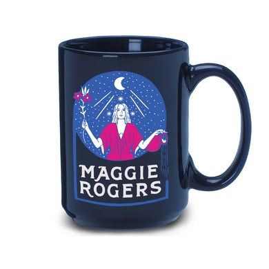 Maggie Rogers Magi Mug