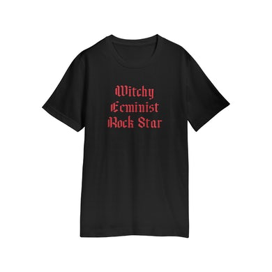 Maggie Rogers Witchy Feminist Rock Star T-Shirt