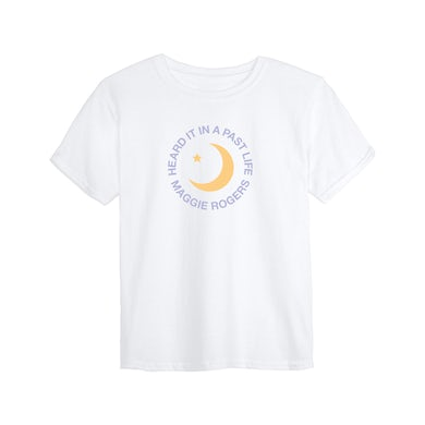 Maggie Rogers HIIAPL Moon Youth T-Shirt