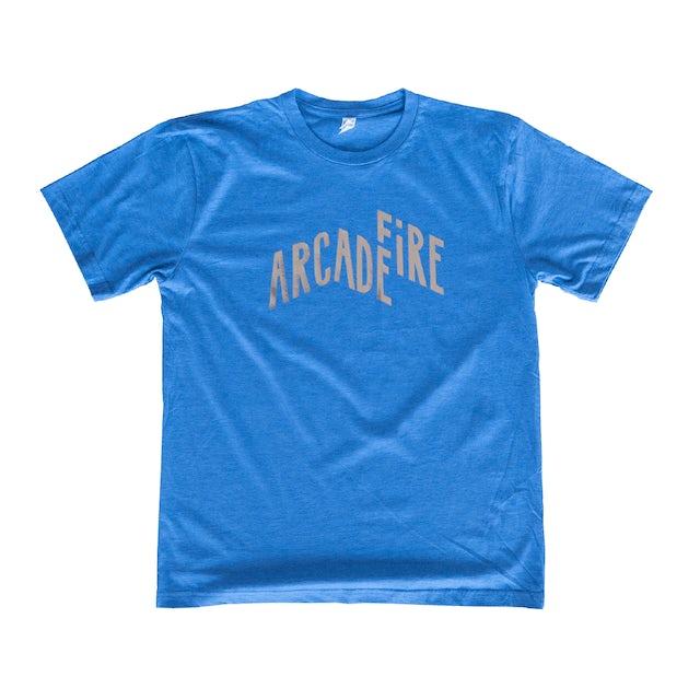 Arcade Fire NA Summer Tour 2014 T-Shirt
