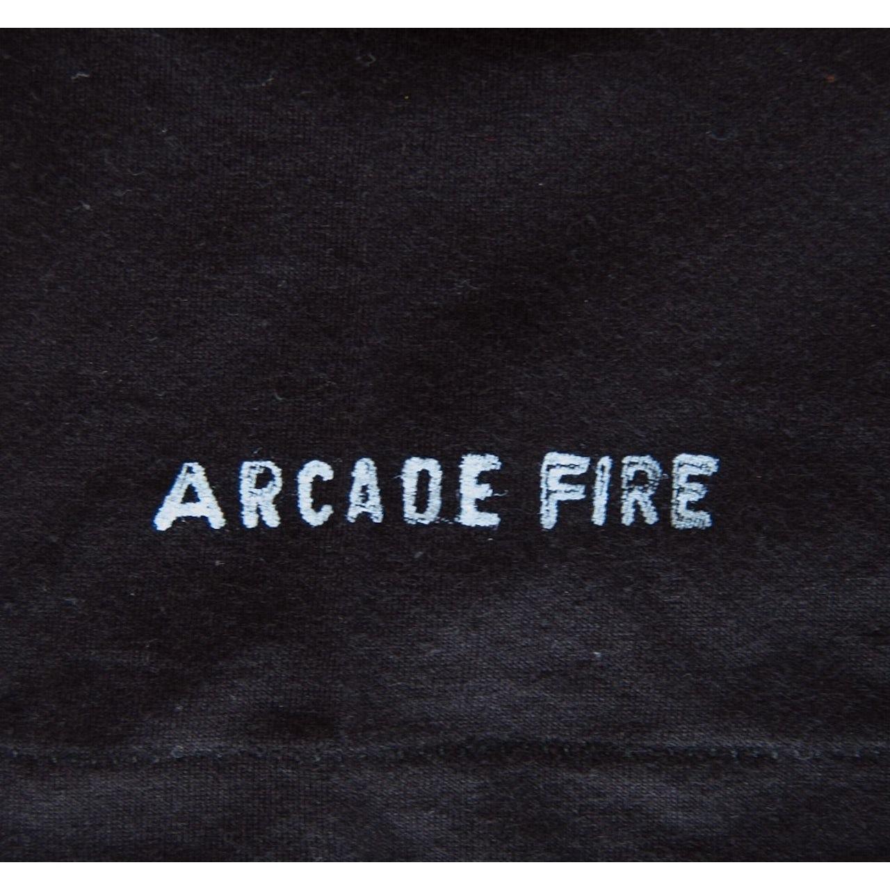 Arcade Fire Women's Bible X T-Shirt
