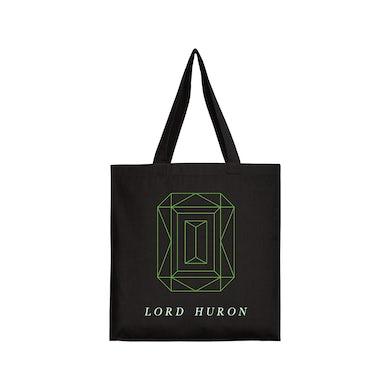 Lord Huron Emerald Tote Bag